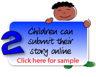 Children can write their stories online